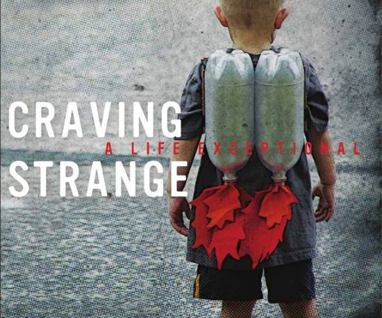 CRAVING STRANGE COVER ART