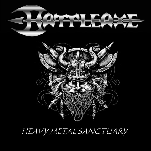 BATTLEAXE 2014 COVER