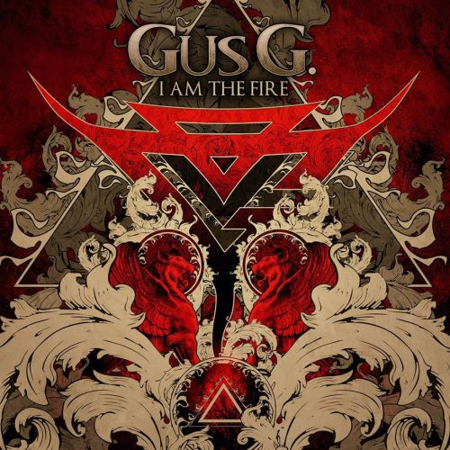 GUS G ALBUM COVER
