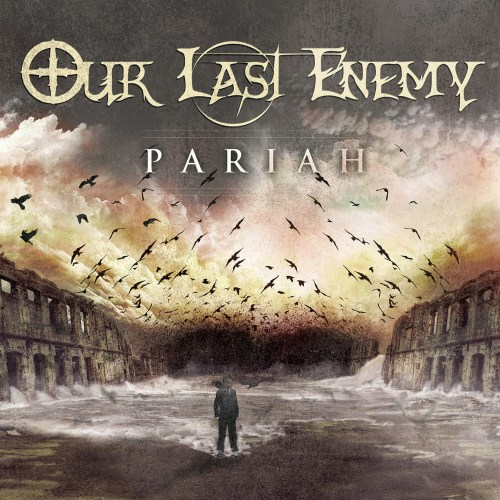 OUR LAST ENEMY CD COVER