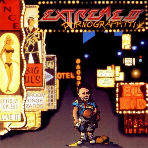 EXTREME II COVER