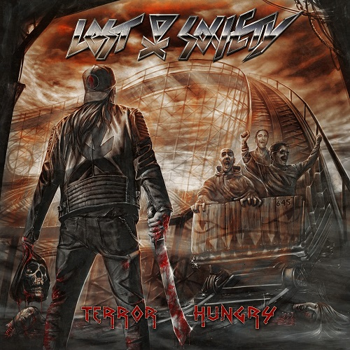 Lost Society - Terror Hungry - Artwork