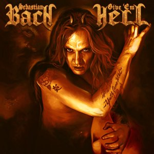 SEBASTIAN BACH CD COVER