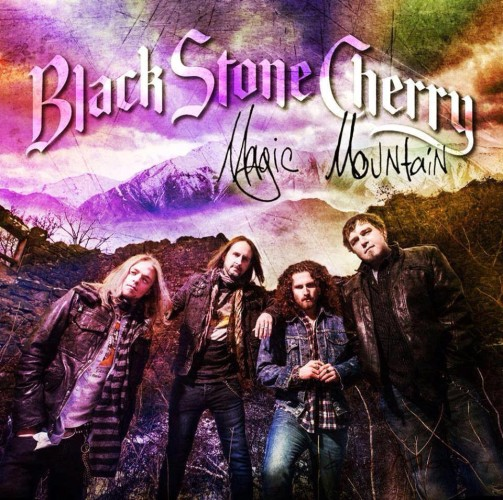 BLACK STONE CHERRY CD COVER