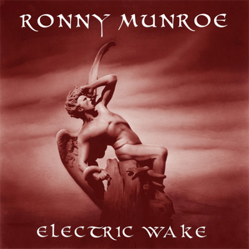 RONNY MUNROE SOLO CD COVER