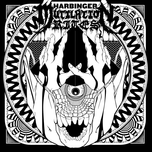 MUTILATION RITES COVER