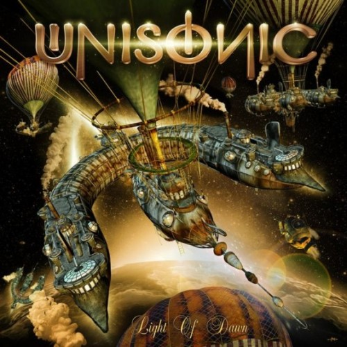 UNISONIC CD COVER