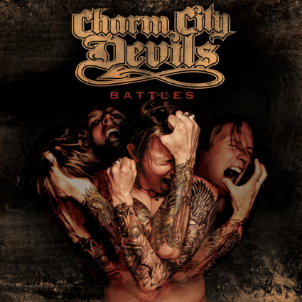 CHARM CITY DEVILS ALBUM COVER