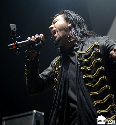 Pop Evil Uproar 2014 - Darkhouse Image