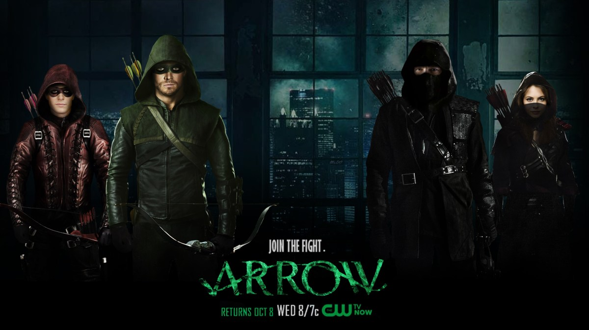 Rocco's Remote: Arrow Aims High For Season Three