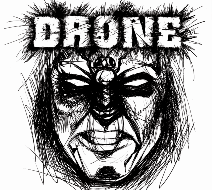 DRONE CD COVER