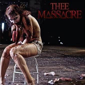 THEE MASSACRE COVER