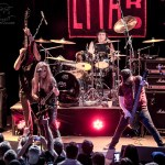 Lita Ford: Livin' Like A Runaway At Trees Dallas!! – 10/5/14