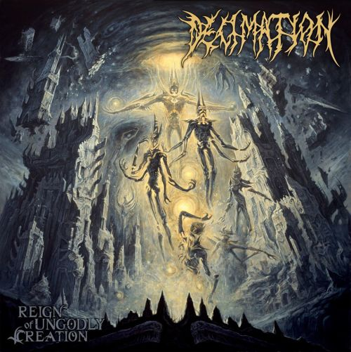 DECIMATION COVER