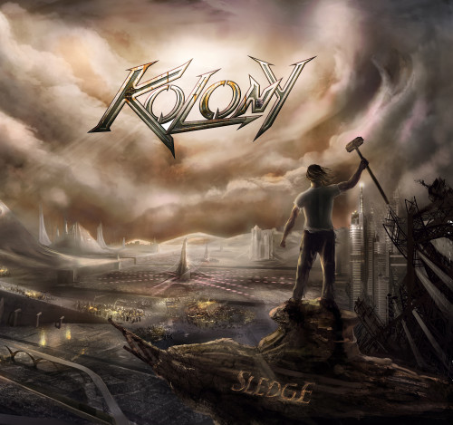 KOLONY CD COVER