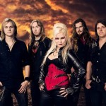 Battle Beast's Noora Louhimo Talks With Amps And Green Screens