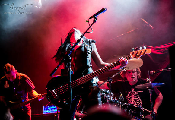 Die So Fluid And Carfax Abbey Bring The Heat To North Star Bar