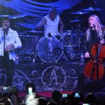 Apocalyptica/Sixx A.M./Vamps At The Bomb Factory!! – Dallas, TX – 4/17/15