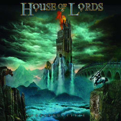 HOUSE OF LORDS COVER
