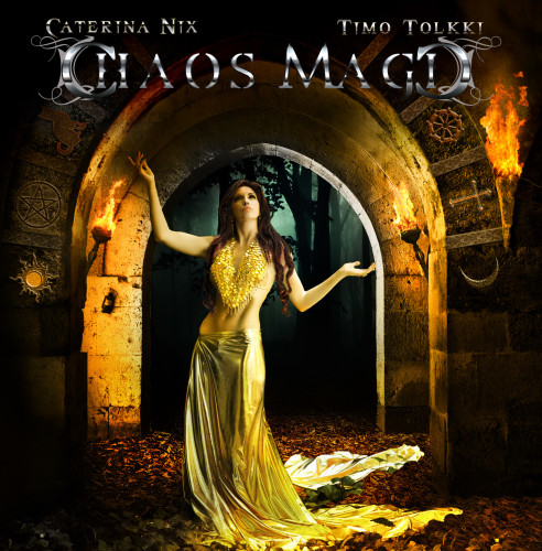 CHAOS MAGIC COVER