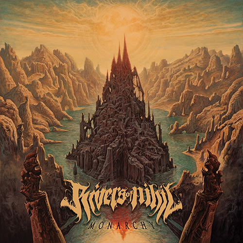 RIVERS OF NIHIL COVER