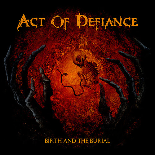 ACT OF DEFIANCE COVER