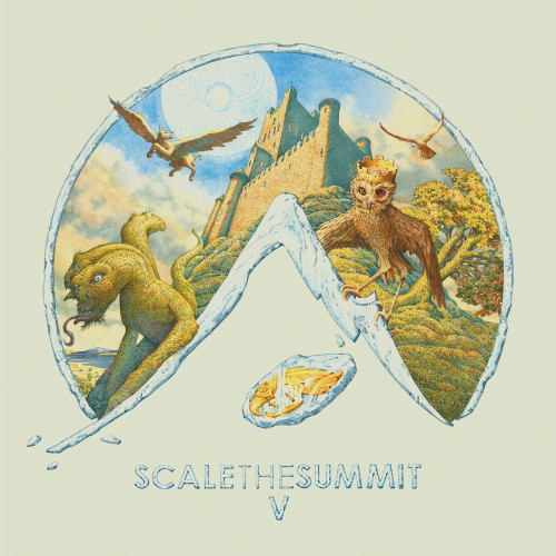 SCALE THE SUMMIT COVER