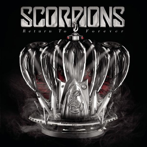 SCORPIONS COVER 2015