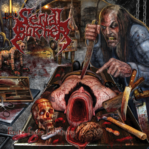 SERIAL BUTCHER COVER