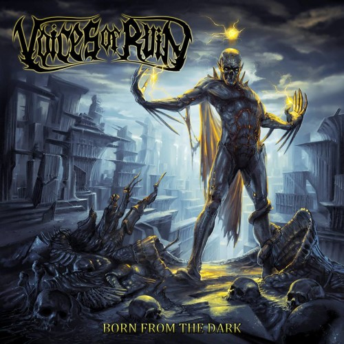 VOICES OF RUIN COVER