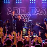 Adelitas Way/Failure Anthem/Through Fire Live At Gas Monkey Bar N'Grill!! – Dallas, TX 1/20/16