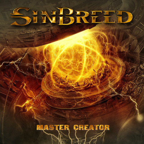 SINBREED COVER