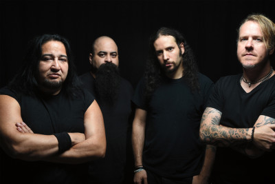 FEAR FACTORY BAND 1