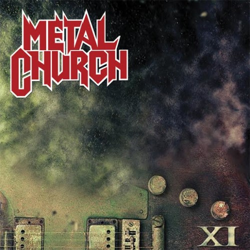 METAL CHURCH XI COVER