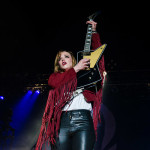 Friday Night Rock Part II: Halestorm Brings The Wild Life To Reading Eagle Theater!! Reading, PA 4/1/16
