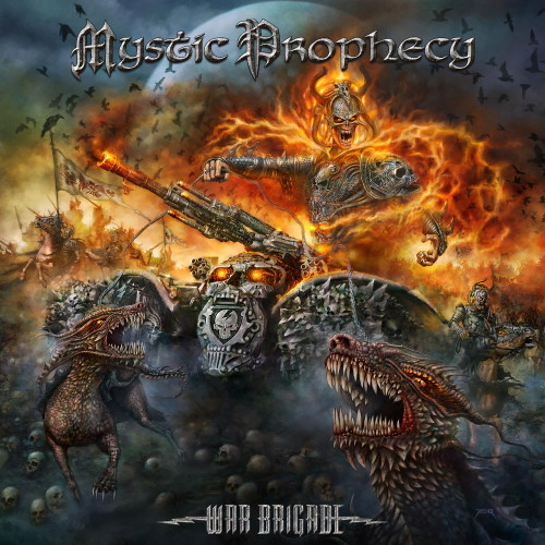 MYSTIC PROPHECY COVER 2016
