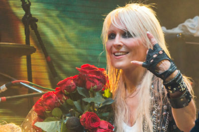 Doro in Moscow 30/05/2015