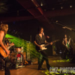 The Dead Daisies And PSSR: A Night At The Rock Show!! – The Marlin Room At Webster Hall NYC – 9/8/16
