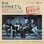 Rik Emmett & RESolution9 – Res 9