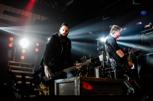 Friday Night Rocks In Philly Part II: Skillet Unleashed