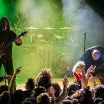 Dying Fetus Destroys Voltage Lounge!! – Philadelphia, PA 3/17/17