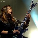 Testament's Eric Peterson on The Touring Brotherhood Of The Snake!!