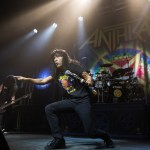 Anthrax And Killswitch Engage: The Killthrax Tour Pounds Electric Factory!! – Philadelphia, PA 4/5/17