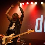 Dark Tranquillity, Warbringer, and Striker Live At The Gramercy Theatre!! – NYC 9/15/17