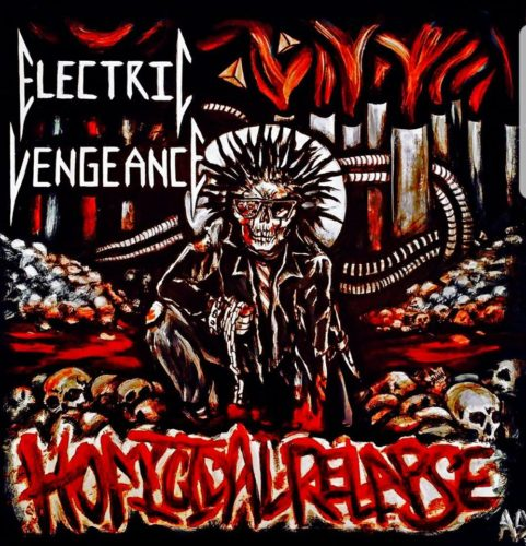 Electric Vengeance - Homicidal Relapse