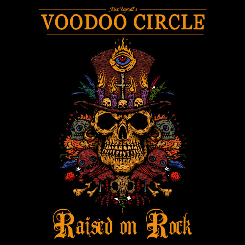 Voodoo Circle - Raised On Rock