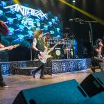Anthrax, Testament, Napalm Death, And Shattered Sun At Gas Monkey Live!! – Dallas, TX 8/14/18