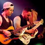 The Guitar Collective 2018: Angel Vivaldi and Nita Strauss Live At Trees!! – Dallas, TX 12/13/18