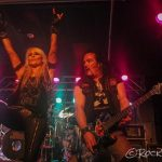 Mini-Amps' First Show At Reverb Is The Metal Queen DORO Live!! – Reading, PA 5/8/19
