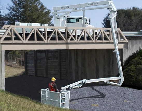 2-Day Underbridge Access Equipment Operation Image